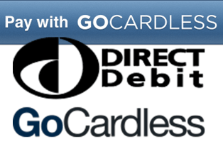Pay By Direct Debit